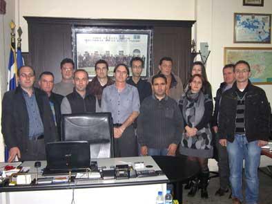 İskeçe'deki Öğretmenler Rodop ilindeki meslektaşlarını ziyaret ettiler