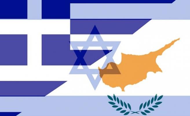 Terörist İsrail ile askeri işbirliği toplantısı