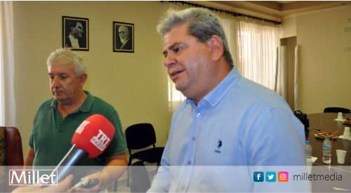 Milletvekili Zeybek müftülük kararnamesi ve müftülük seçimi hakkında konuştu