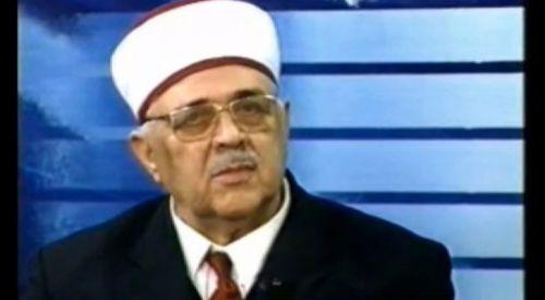 Merhum müftümüz Mehmet Emin Aga rahmetle anıldı