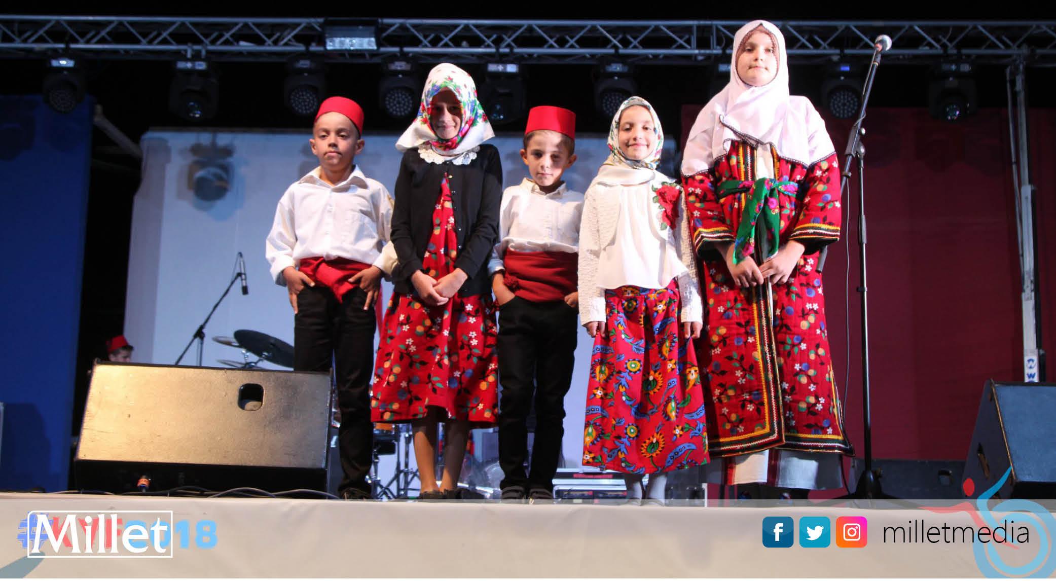 Gençlerimiz, yaz etkinlikleriyle kültür ve geleneklerine sahip çıkıyor