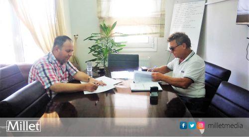 Kozlukebir Belediye'sinde asfaltlama çalışmaları başlıyor