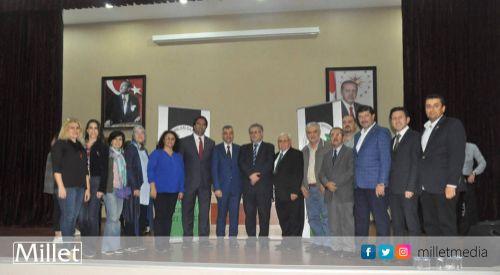 Batı Trakya Türk Azınlık kurumlarının İzmit temasları