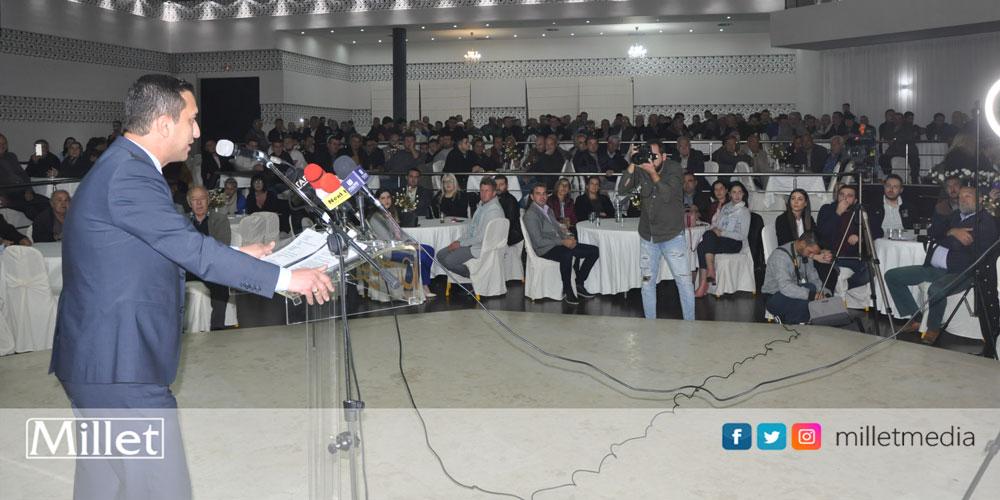 Önder Mümin, Yassıköy Belediyesi için başkan adaylığını açıkladı