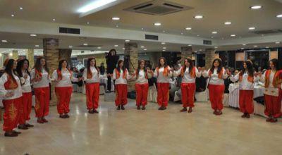 Domruköy futbol takımının düzenlediği Aile Gecesine yoğun ilgi - FOTO GALERİ