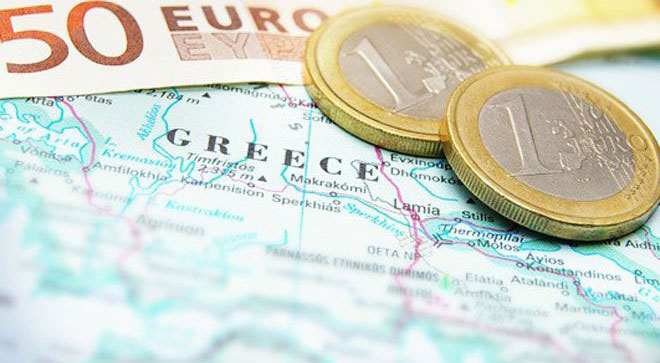 Yunanistan'ın kamu borcu artıyor
