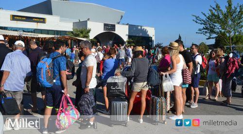 Yunanistan'a gelen Türk turist sayısında azalma