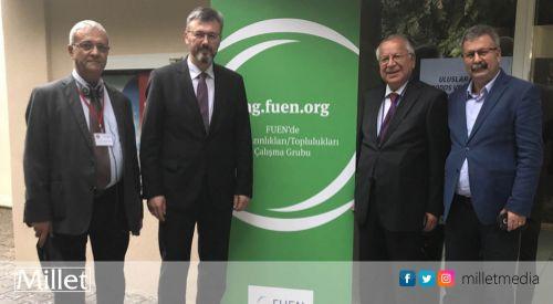 Uluslararası Rodos-İstanköy Türklüğü Sempozyumu İzmir'de gerçekleştirildi