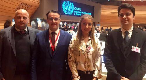 BTAYTD ve ABTTF BM Azınlık Sorunları Forumu'na katıldı