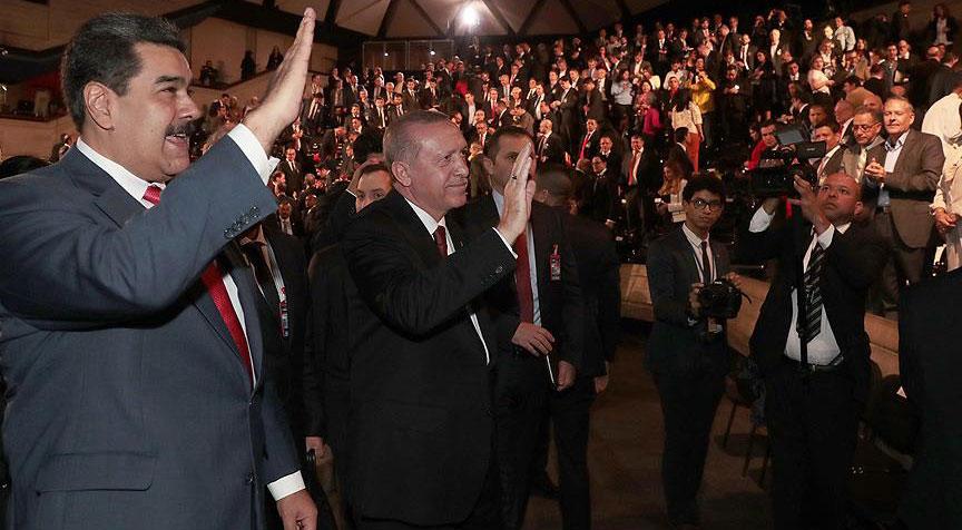'Türkiye insanlık tarihine katkı sağlayan bir ülke'