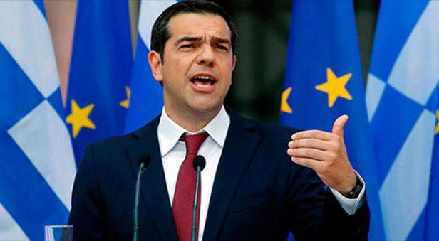 Çipras: Hükümet kendi planıyla ilerliyor