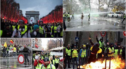 Avrupa'da sokaklar fena karışacak!