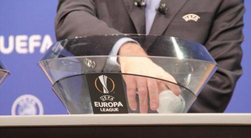 UEFA Avrupa Ligi'nde kura çekimi 17 Aralık Pazartesi günü