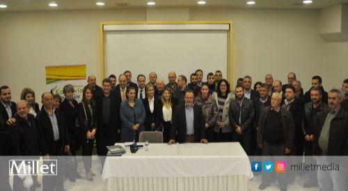 Yannis Garanis belediye başkan adaylığını açıkladı