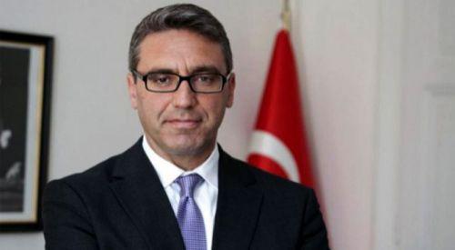 Türkiye'nin Atina Büyükelçisi Özügergin güven mektubunu sundu