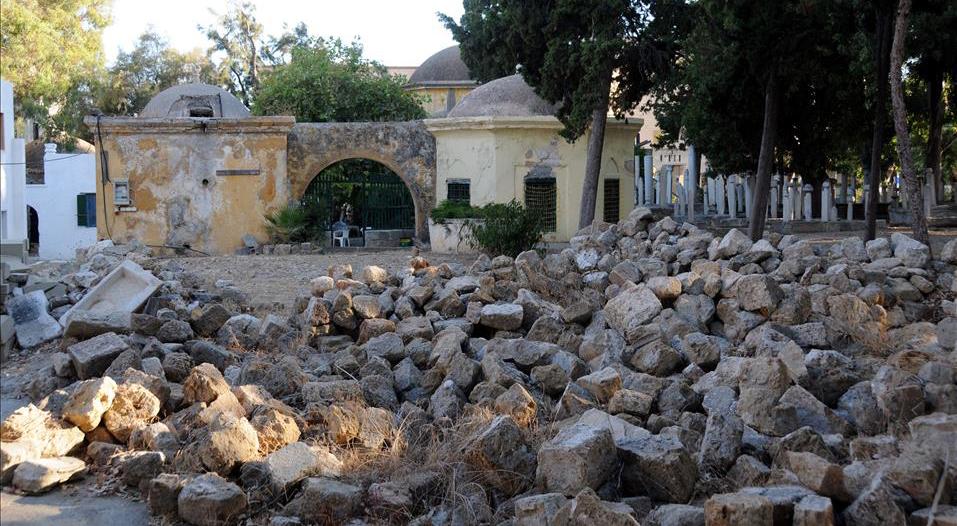 Rodos'ta yok edilen Türk-İslam eserleri için çağrı