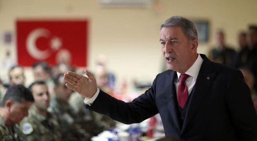Türkiye Milli Savunma Bakanı Akar: Provokasyonların bedeli ağır olur