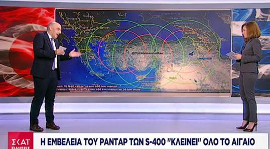 Türkiye'nin silahları Yunan medyasında
