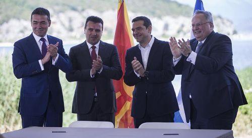 Batı Balkanlar'da 2018'de yaşanan önemli gelişmeler