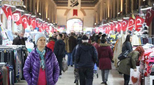 Yunan ve Bulgar turistler Edirne'ye akın ediyor