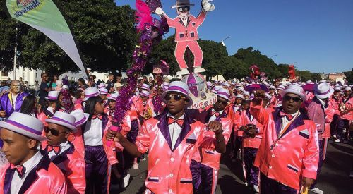 Güney Afrika'da kölelerin yılbaşı kutlama günü: 2. Yılbaşı Festivali
