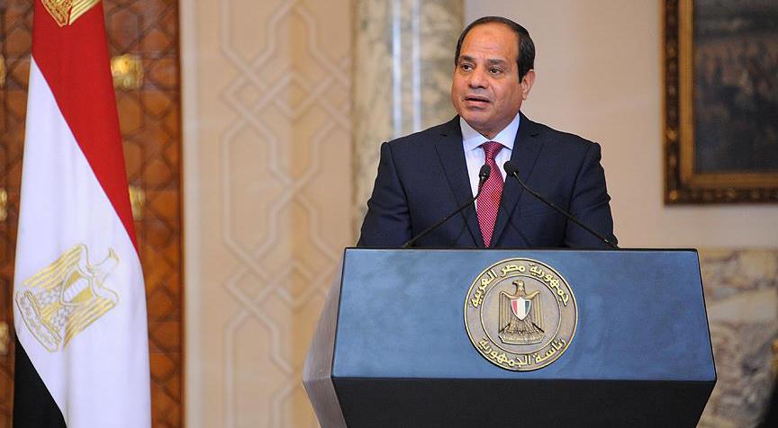 Sisi: Sina Yarımadası'nda İsrail ile yardımlaşıyoruz