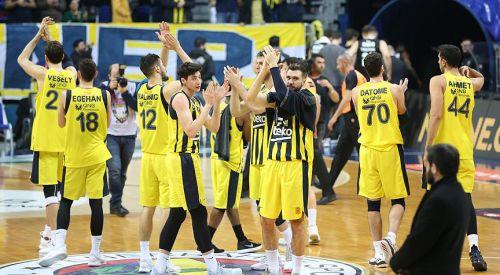Fenerbahçe Avrupa'da durdurulamıyor