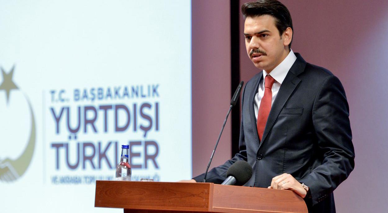 'Gençleri, Türkiye Bursları programına başvurmaya davet ediyorum'