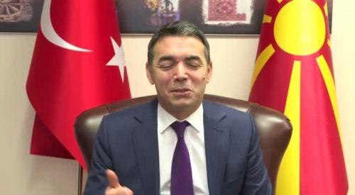 Dimitrov, Prespa Anlaşması'nı ve Balkanlar'daki gelişmeleri değerlendirdi