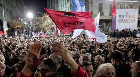 SYRİZA'dan Maduro'ya destek açıklaması