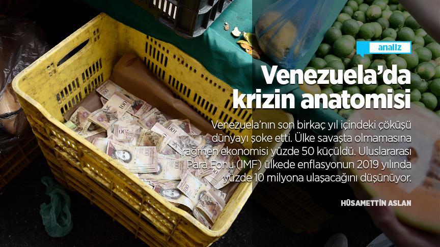 Venezuela'da krizin anatomisi
