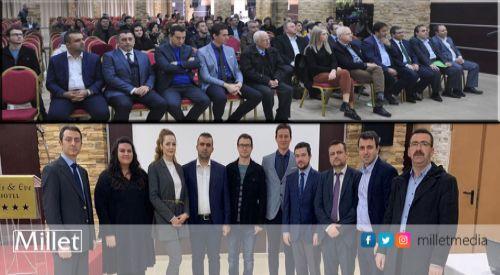 BTAYTD Yıllık Olağan Genel Kurulu Gümülcine'de yapıldı