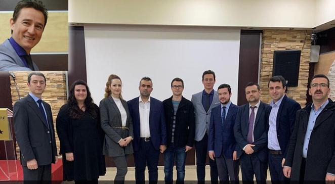 BTAYTD'nin yeni başkanı Dr. Hüseyin Baltacı