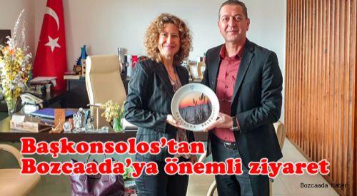 Yunanistan'ın Bozcaada'ya yoğun ilgisi dikkat çekiyor