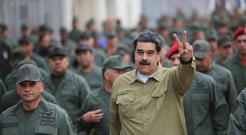 'ABD, Libya ve Irak'ta yaptığını Venezuela'da yapmaya çalışıyor'