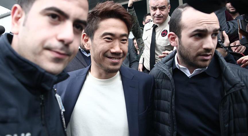 Japon orta saha oyuncusu Beşiktaş'ta
