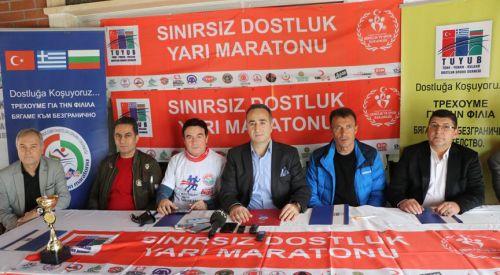 'Edirne'de koş ciğerimi ye' sloganıyla koşacaklar