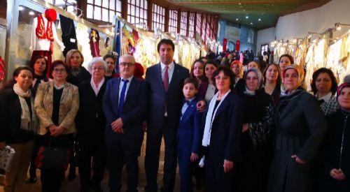 'Batı Trakya Türk Kadınları'nın El Emekleri' İstanbul'da sergilendi