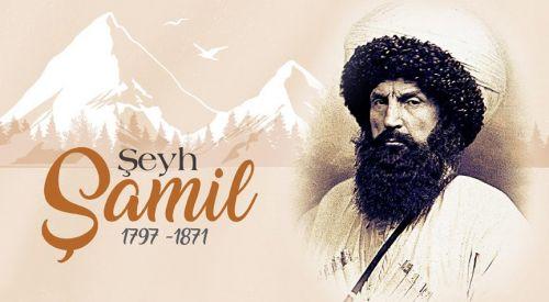 'Kafkas Kartalı' Şeyh Şamil'in vefatının 148. yılı