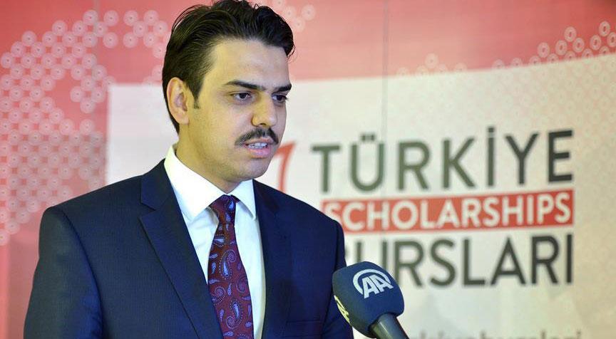 'Dünyanın dört bir yanından öğrencileri Türkiye'ye davet ediyoruz'