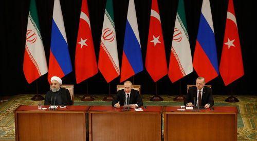 'Suriye krizine siyasi çözüm umutları daha önce hiç bu kadar filizlenmemişti'
