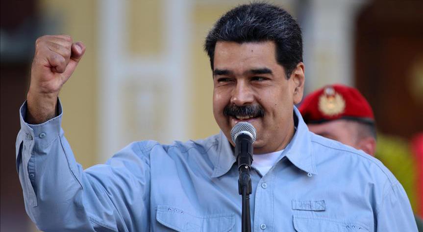 'Venezuela'daki darbe girişimi çöktü'