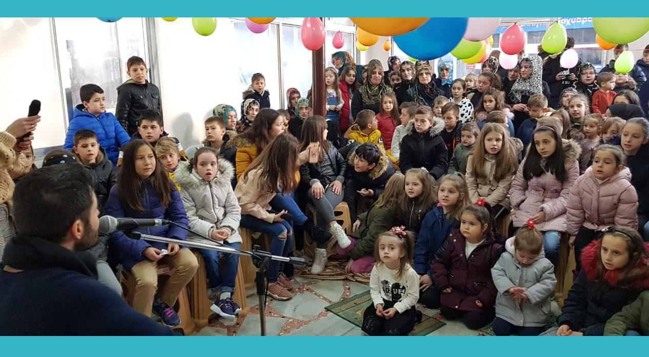 Şahin Eğitim ve Kültür Derneği etkinlikleriyle örnek oluyor