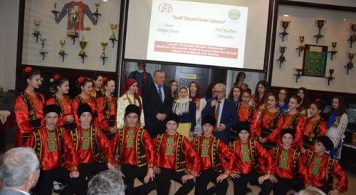 Batı Trakya Türkleri ile Gagauz Türkleri Gümülcine'de buluştu