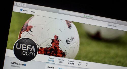 UEFA'dan AEK'ya ceza