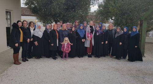 DEB Partisi Yuvacılı köyünü ziyaret etti