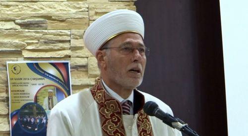 İbrahim Şerif bir yıl daha Danışma Kurulu Başkanı