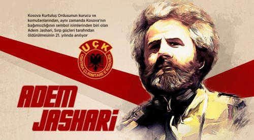 Kosovalı Arnavutların sembol ismi: Adem Jashari