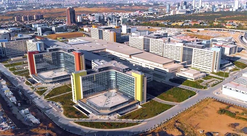 'Avrupa'nın en büyük hastanesi' açılıyor
