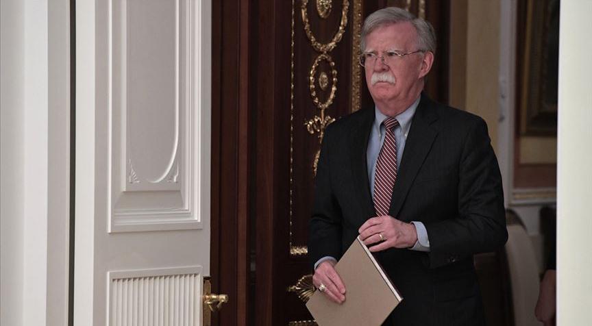 Bolton'dan Rusya'ya 'üstü kapalı tehdit'